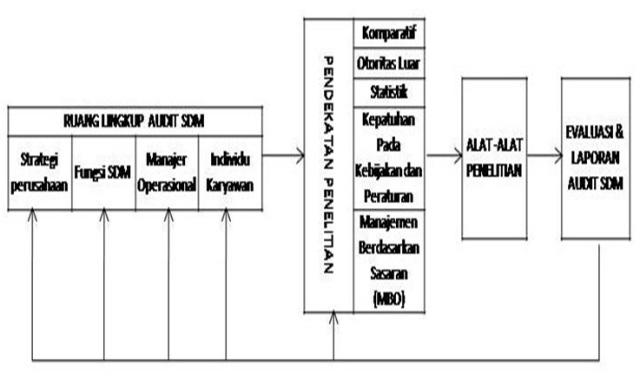 Proses Audit MSDM